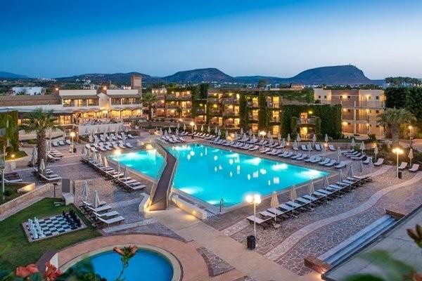 Vue panoramique - Hôtel Bella Beach 5*