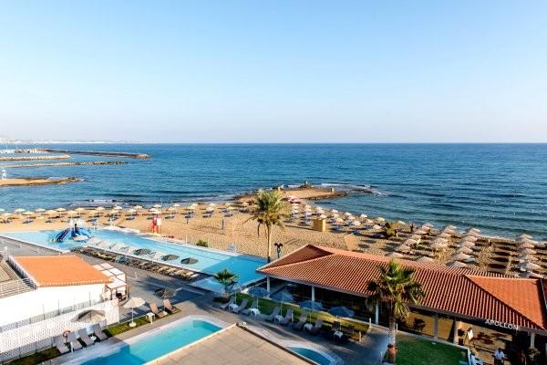 Vue panoramique - Carolina Mare 4* Heraklion Crète