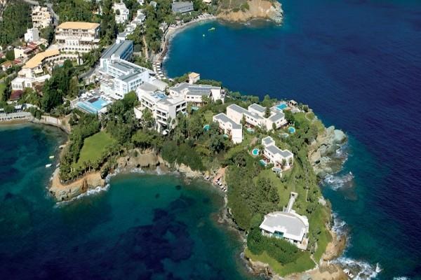 Vue panoramique - Coralia Capsis Crète