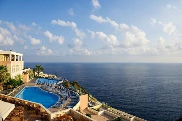 Vue panoramique - Club Coralia CHC Athina Palace Resort & Spa 5* Lygaria Crète