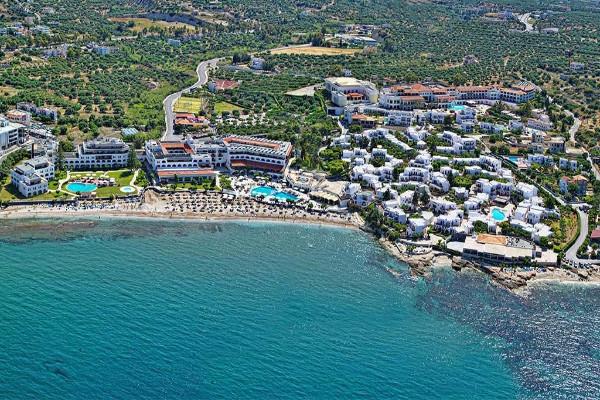 Vue panoramique - Hôtel Creta Maris Beach Resort 5* Heraklion Crète