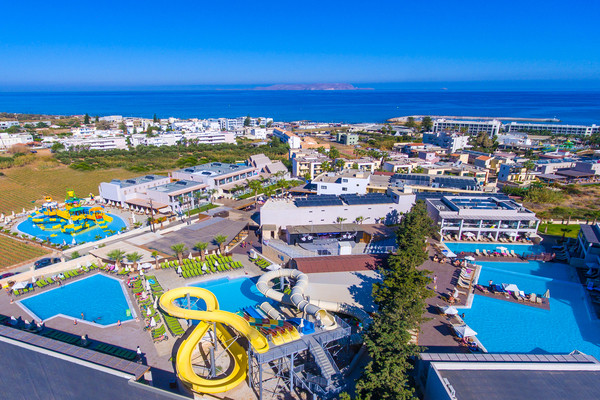 Vue panoramique - Gouves Water Park Holidays Resort