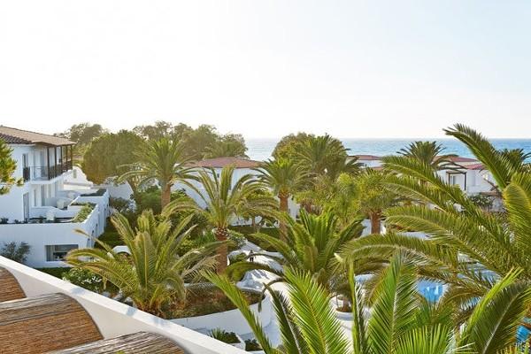 Vue panoramique - Hôtel Grecotel Caramel Boutique Resort 5* Rethymnon Crète