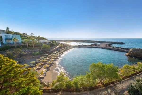 Vue panoramique - Hôtel Iberostar Creta Marina 4* Heraklion Crète