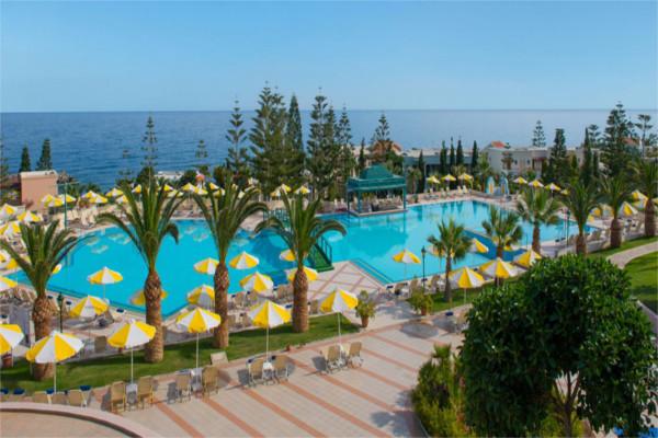 Vue panoramique - Hôtel Kappa Club Creta Marine 4* Heraklion Crète