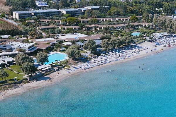 Vue panoramique - Hôtel Kernos Beach 4* Heraklion Crète