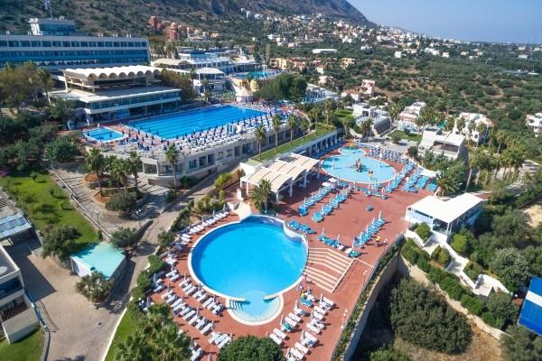 Vue panoramique - Hôtel Mondi Club Royal Belvedere 4*