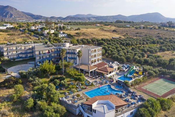 Vue panoramique - Hôtel Ocean Heights View 4* Heraklion Crète