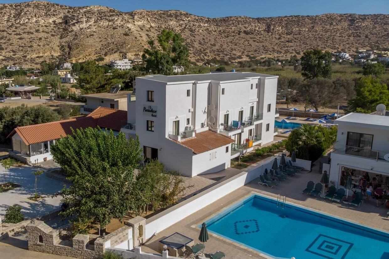 Vue panoramique - Paradise 3* Heraklion Crète