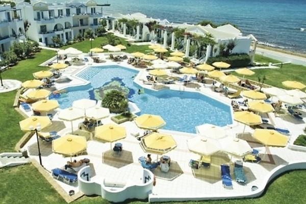 Vue panoramique - Hôtel Serita Beach 4* Heraklion Crète