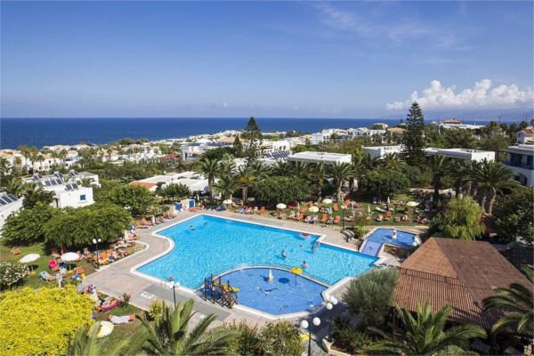 Vue panoramique - Hôtel Suneoclub Chrissi Amoudia 4* Heraklion Crète