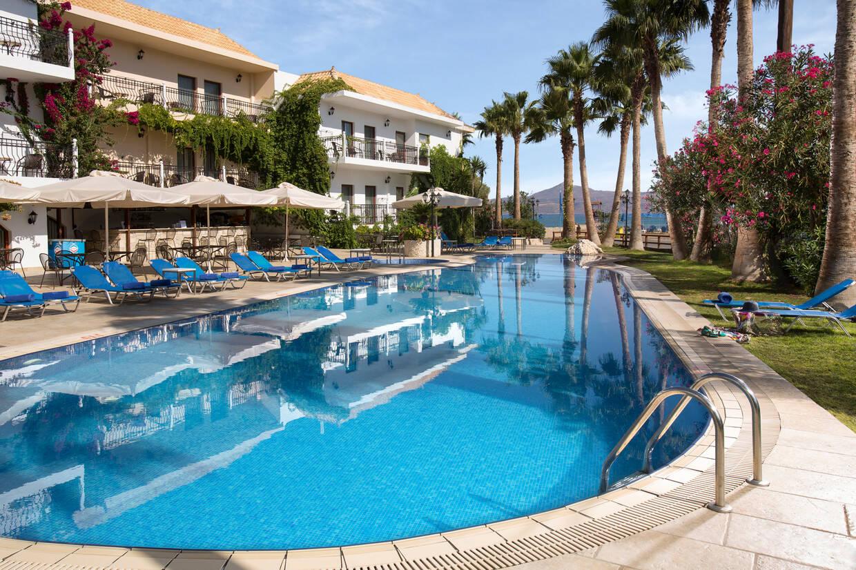 Piscine - Hôtel Almyrida Beach 4* La Canée Crète