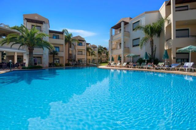 Crète : Hôtel Creta Palm Resort