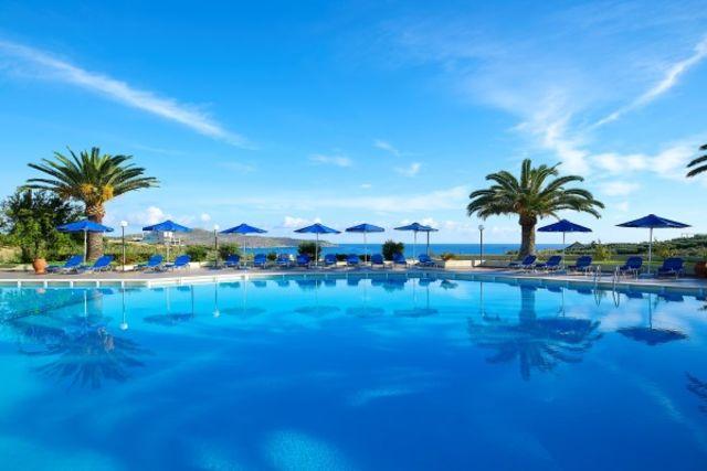 Crète : Hôtel Eleftheria
