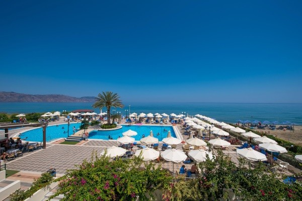 Piscine - Hydramis Palace Beach Resort 4* La Canée Crète
