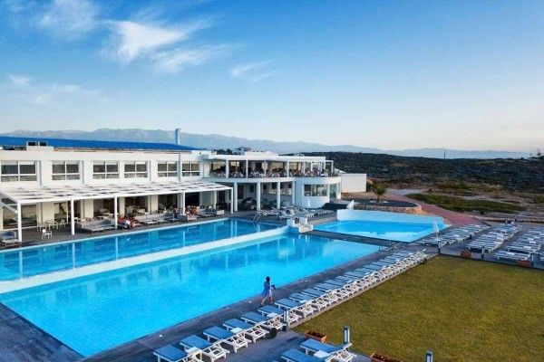 Piscine - Mr & Mrs White Crete Lounge Resort & Spa