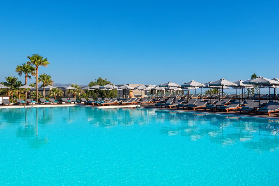 Hôtel Solimar Aquamarine La Canée Crète