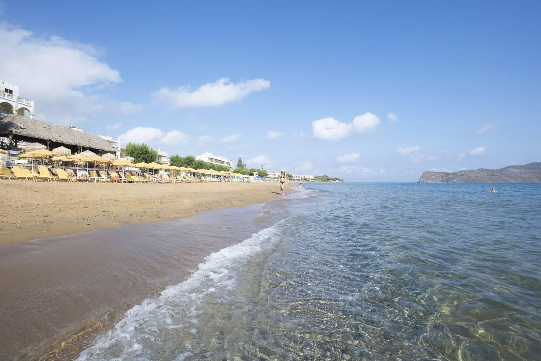 Plage - Chc Galini Sea View 5* La Canée Crète