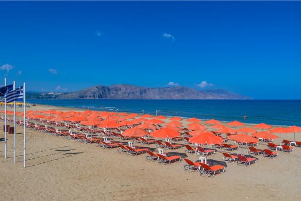 Plage - Eliros Mare 4* La Canée Crète