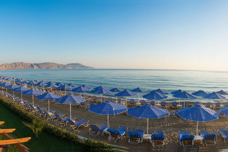 Plage - Hydramis Palace Beach Resort 4* La Canée Crète