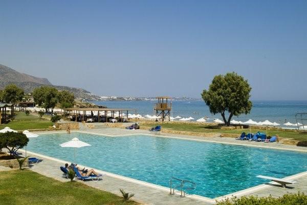 Piscine - Hôtel Kernos Beach Hotel (sans transport) 4* Malia Crète