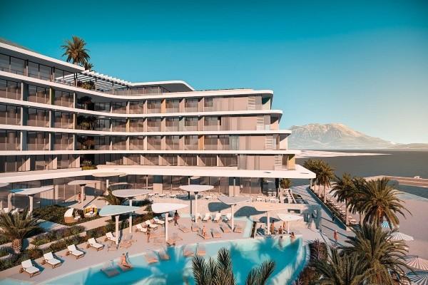 Facade - Hôtel Hotel Kumbor 4* Dubrovnik Croatie