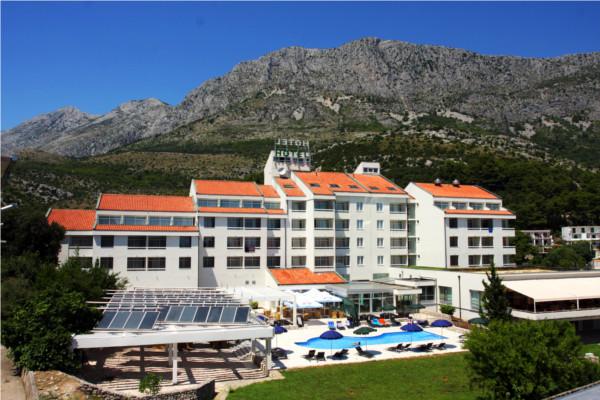 Facade - Hôtel Top Clubs Quercus 4* Dubrovnik Croatie