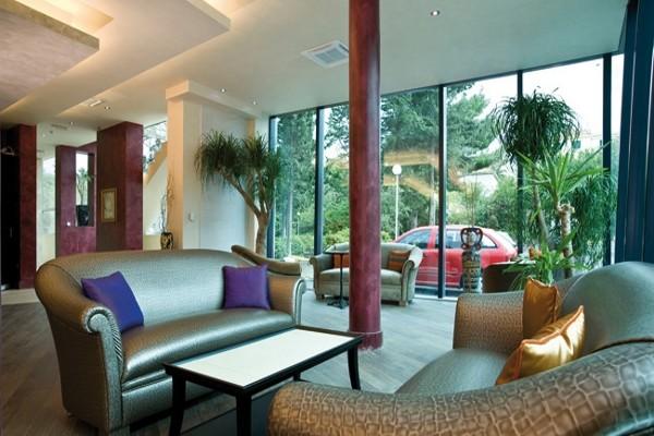 Hall - Hôtel Grand Hotel Park 4* Dubrovnik Croatie