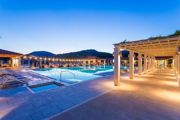 Piscine - Hôtel Admiral Grand 5* Dubrovnik Croatie