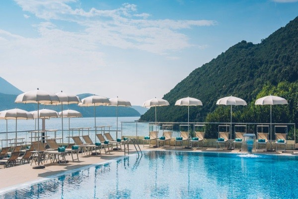 Piscine - Club Coralia Iberostar Montenegro 4* Dubrovnik Croatie