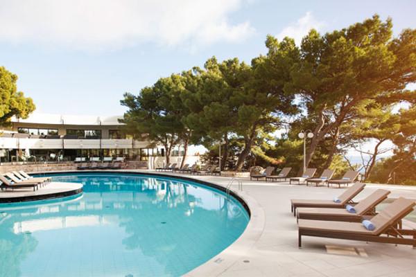 Piscine - Hôtel Croatia Cavtat 5*