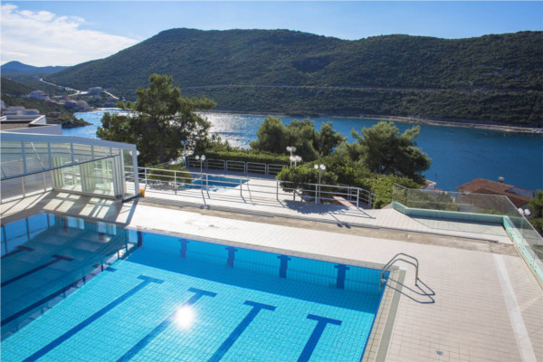 Piscine - Club Framissima Grand Hôtel Neum 4*