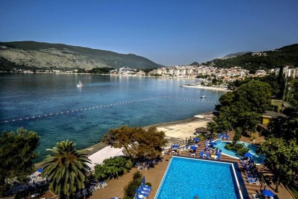 Piscine - Hôtel Hunguest Sun Resort 4* Dubrovnik Montenegro