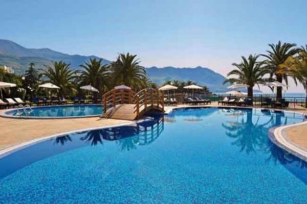 Piscine - Hôtel Iberostar Bellevue 4* Dubrovnik Croatie