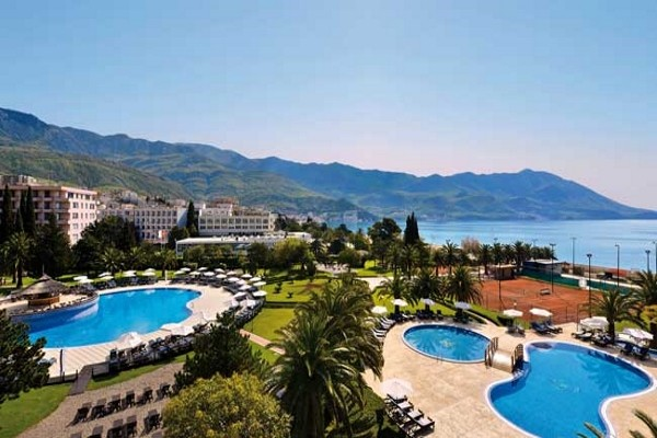 Piscine - Hôtel Iberostar Bellevue 4* Dubrovnik Montenegro