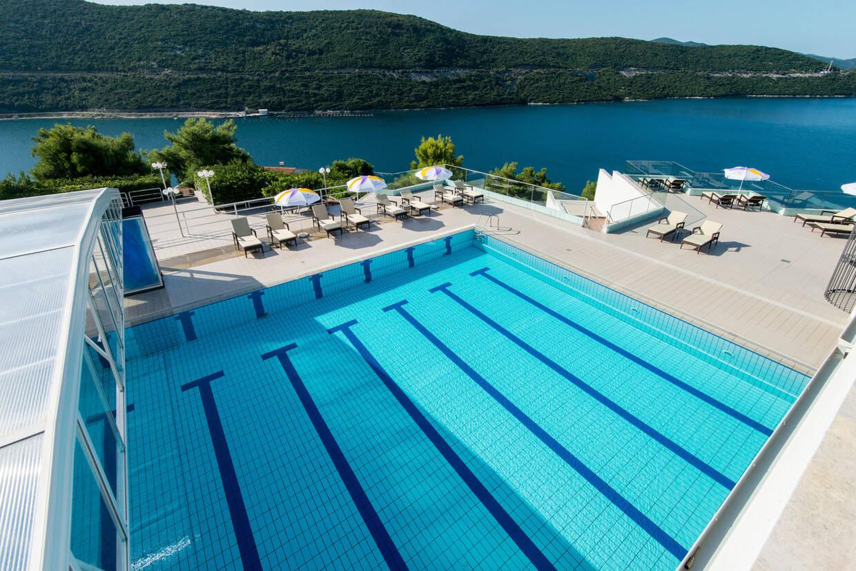 Piscine - Neum 4* Dubrovnik Croatie