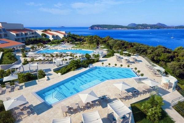 Piscine - Hôtel Valamar Argosy 4* Dubrovnik Croatie
