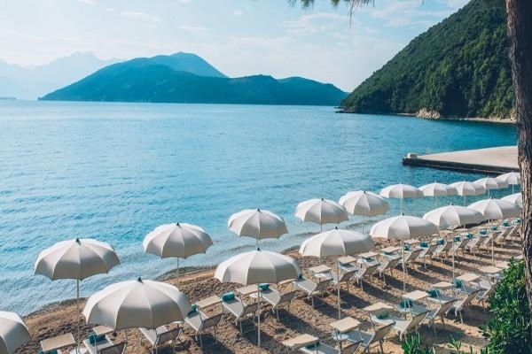 Plage - Club club Coralia Iberostar Montenegro 4* Dubrovnik Montenegro