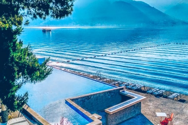 Plage - Club Top Clubs Iberostar Bijela Delfin 4* Dubrovnik Montenegro