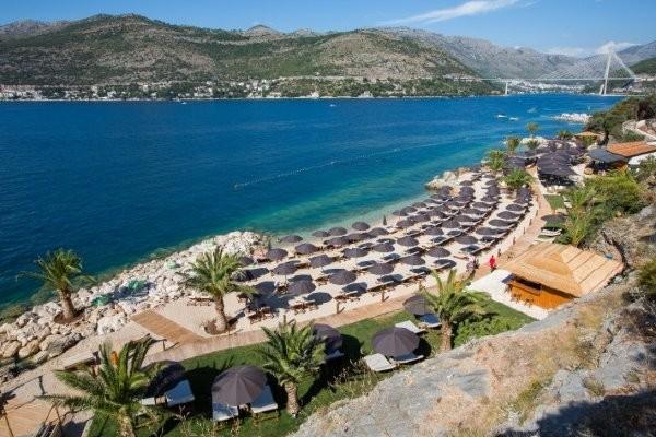 Plage - Hôtel Valamar Argosy (sans transport) 4* Dubrovnik Croatie