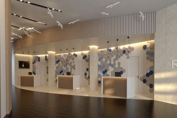 Reception - Hôtel Top Clubs Albatros 4* Dubrovnik Croatie