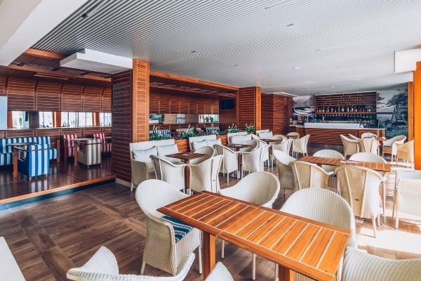 Restaurant - Club Top Clubs Iberostar Bijela Delfin 4* Dubrovnik Montenegro