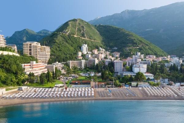 Vue panoramique - Hôtel Iberostar Bellevue 4* Dubrovnik Montenegro