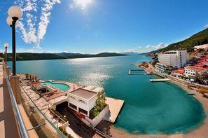 Croatie-Dubrovnik, Hôtel Sunce