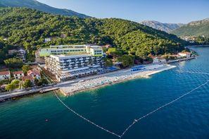 Croatie-Dubrovnik, Hôtel Top Clubs Cocoon Park