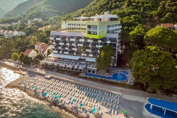 Vue panoramique - Hôtel Top Clubs Cocoon Park 4* Dubrovnik Montenegro