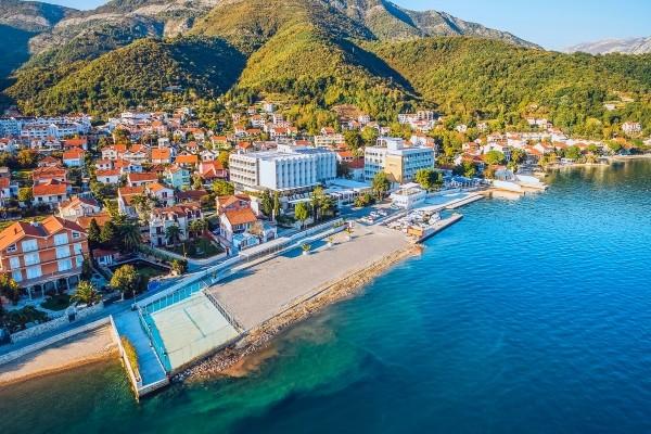 Vue panoramique - Club Top Clubs Iberostar Bijela Delfin 4* Dubrovnik Montenegro