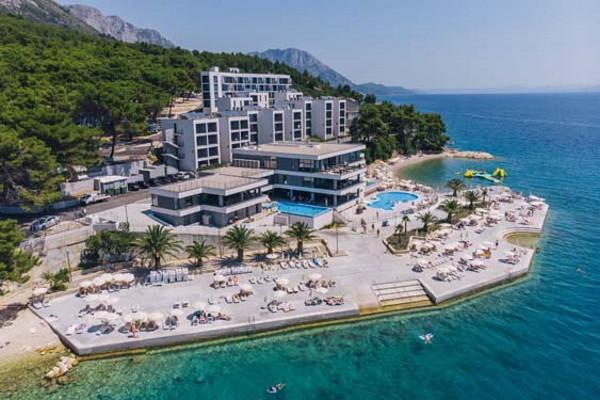 Vue panoramique - Club Top Clubs Morenia 4* Dubrovnik Croatie