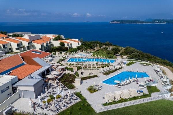 Vue panoramique - Hôtel Valamar Argosy 4* Dubrovnik Croatie