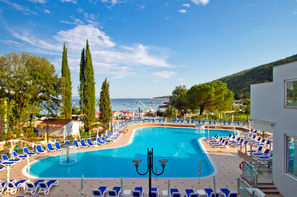 Croatie-Pula, Hôtel Mimosa - Lido Palace